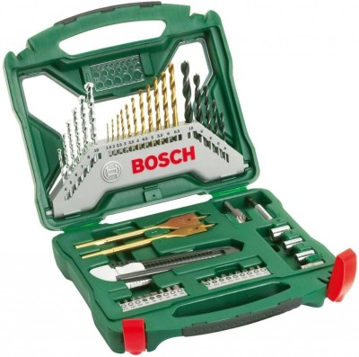Flipkart - Buy Bosch X50TI Brad Points Set (Pack of 50) at Rs 507 Only
