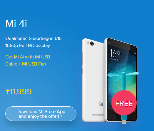 Mi 2nd Anniversary Sale :- Get Flash Deals at Rs. 1 + Price drops + New and Special Offers
