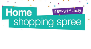 amazon home shopping spree win big everyday 28-31stt July 2016amazon home shopping spree win big everyday 28-31st July 2016