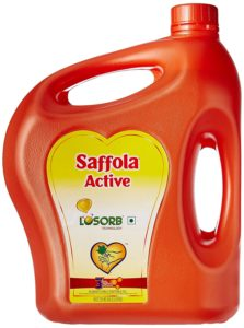 PaytmMall - Buy Saffola Active Edible Oil - 5 L Jar at Rs 426