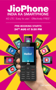 (Pre-Booking @5:30 PM) JIO - How to Buy Jio Phone .?