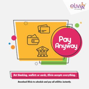 elivio utility payemnts