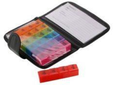 Amazon- Buy Miamour Wallet Plastic Pill Box