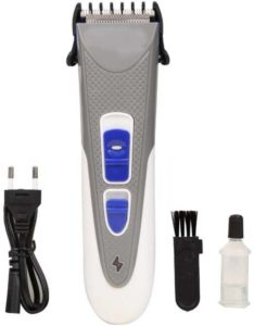 Buy Maxed MX-8008-Grey Trimmer For Men (Grey) for Rs.299 only