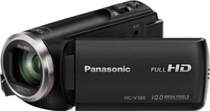 Flipkart- Buy Panasonic HC-V180 Full HD 28mm WIDE LENS Camcorder Camera at Rs 12990