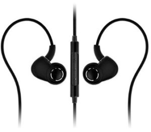 SoundMagic PL30+C In-Ear Headphones with Mic (Black)