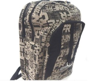 PaytmMall- Buy Simple & Attractive Multi Pockets Black Canvas 29 Ltrs Denim Backpack at Rs 99 (After cashback)