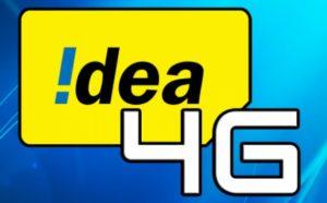 idea 4g 1gb per day