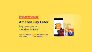 Amazon pays later