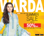Warda Prints Summer Sale 2015
