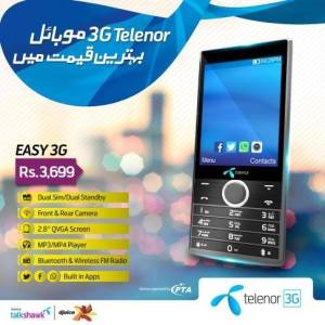Telenor Easy 3G