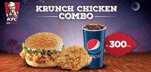 KFC Pakistan Iftar Deal 2015 Ramadan