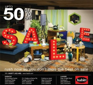 Habitt Furniture Ramadan Sale 2015