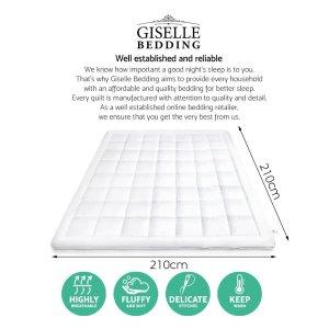 Giselle Bedding Queen Size Merino Wool Duvet Quilt