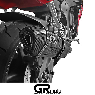 r6 exhaust
