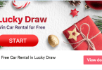 easyrentcars lucky draw coupon