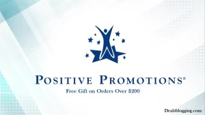 Positive Promotions Free Gift