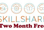 Skillshare-two-month-free-courses