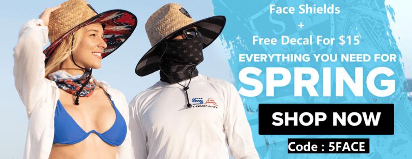 saco face shield