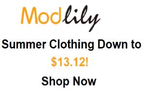 modlily summer clothing