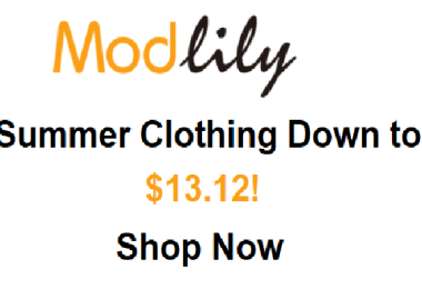 modlily summer clothing