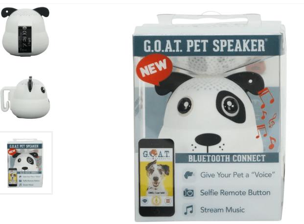 proozy pet speaker