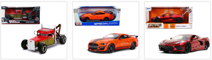 Diecast Models Wholesale Coupon Code