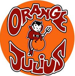 Orange Julius Free Smoothie