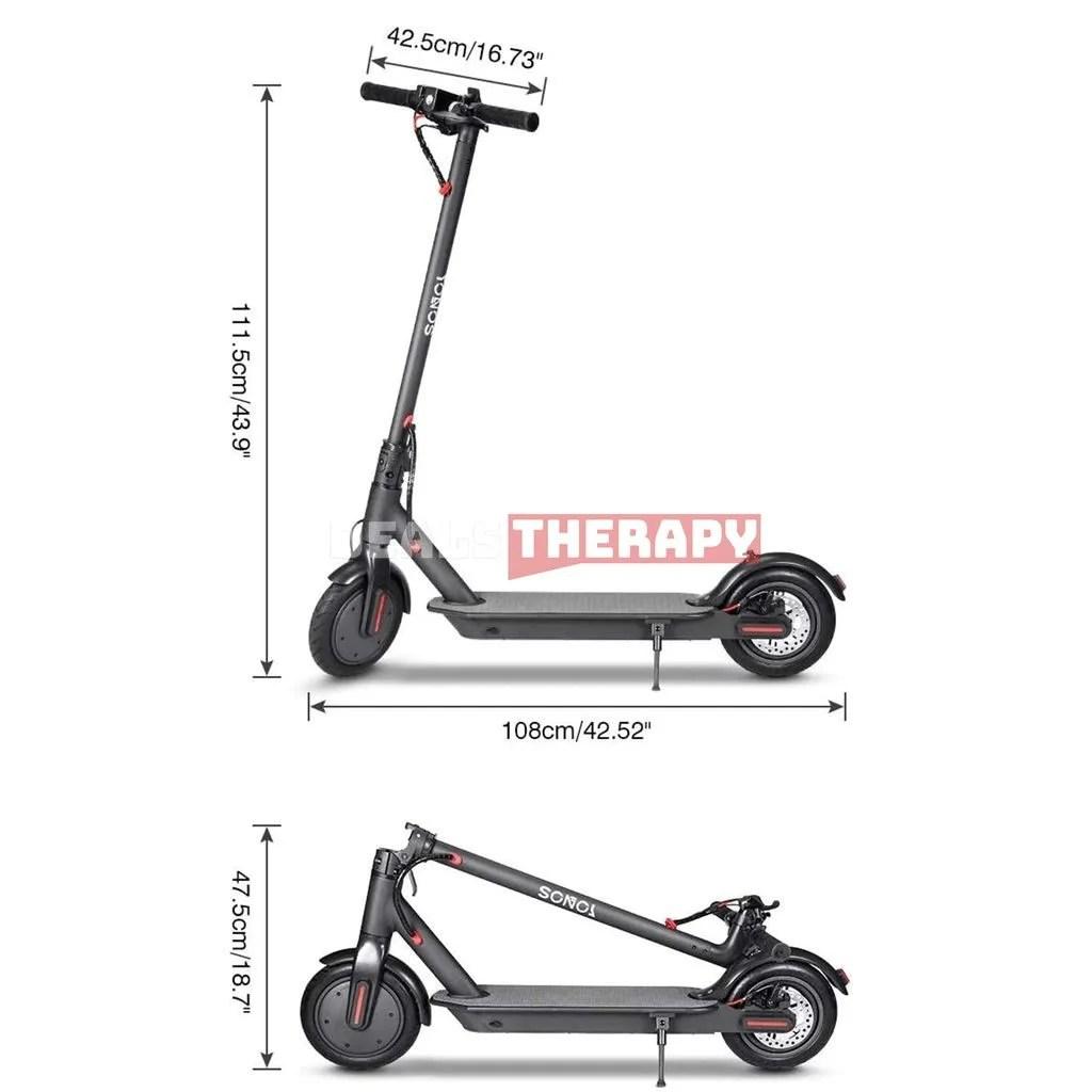 Urban Drift Yonos Electric Scooter