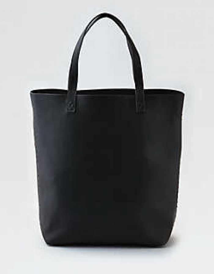 AEO Tote , Black | American Eagle Outfitters