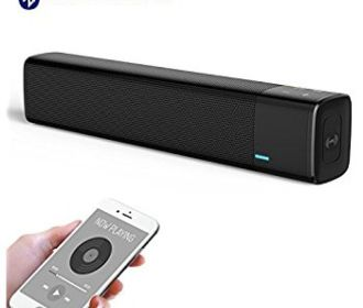 Buy Wireless Bluetooth Sound Bar Speaker for $19.99 (Was $39.99)