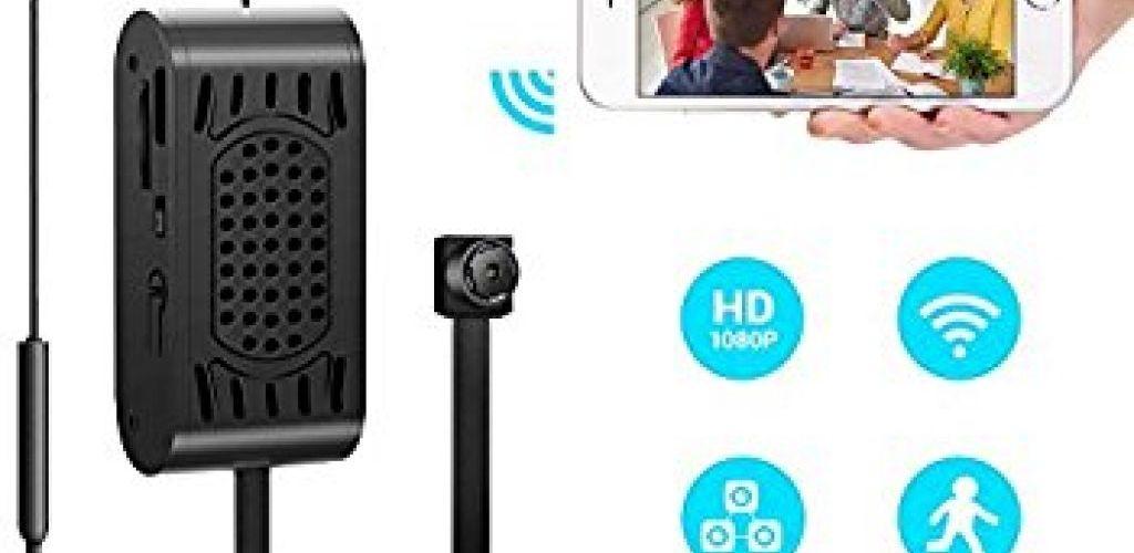 Buy 1080p WiFi Wireless Hidden Camera for $29.99