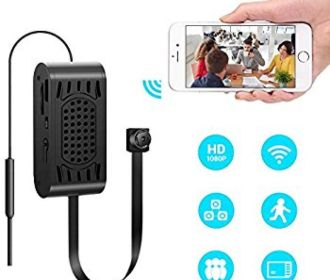 Buy 1080p WiFi Wireless Hidden Camera for $29.99