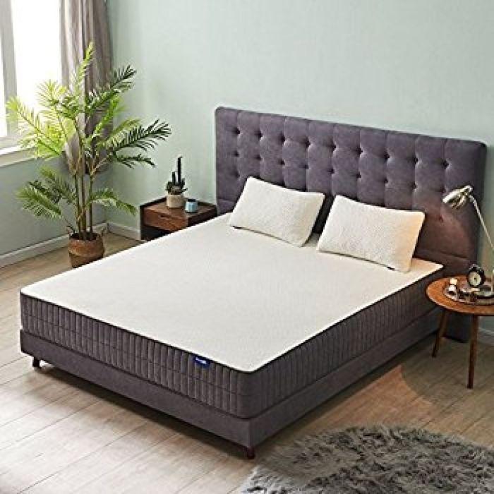 Amazon.com: Sweetnight 10 Inch Gel Memory Foam Mattress, CertiPUR-US Certified, Queen Size: Kitchen & Dining