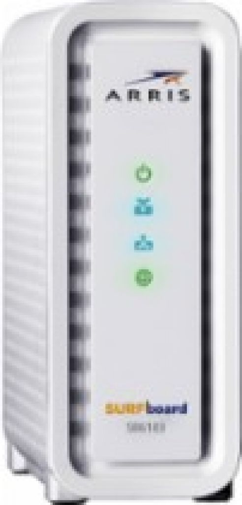 ARRIS DOCSIS 3.0 Cable Modem White SB6183 - Best Buy
