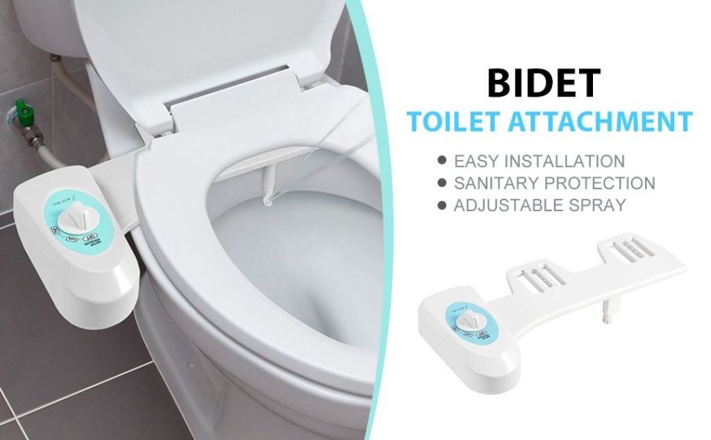 Add Bidet To Your Existing Toilet For 23 Deal Tikka
