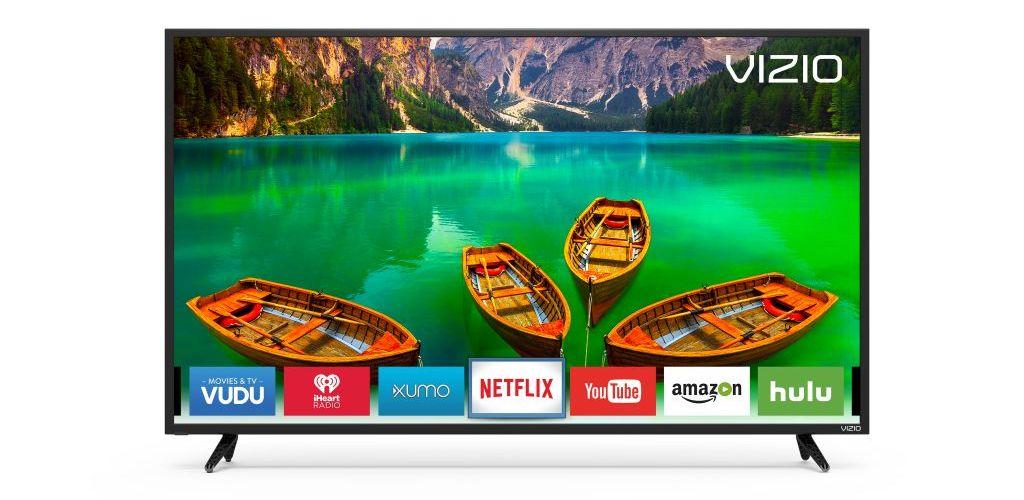 Buy 50″ Vizio D50-E1 4K UHD Smart LED HDTV for $309.99
