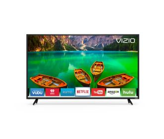 Buy 50″ Vizio D50-E1 4K UHD Smart LED HDTV for $309.99