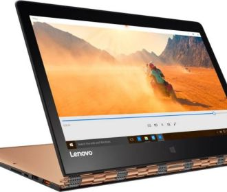 Buy Lenovo Core i7 6th Gen – (8 GB/512 GB SSD/Windows 10 Home) Yoga 900 2 in 1 Laptop (13.3 inch, Gold, 1.3 kg) for Rs 89990