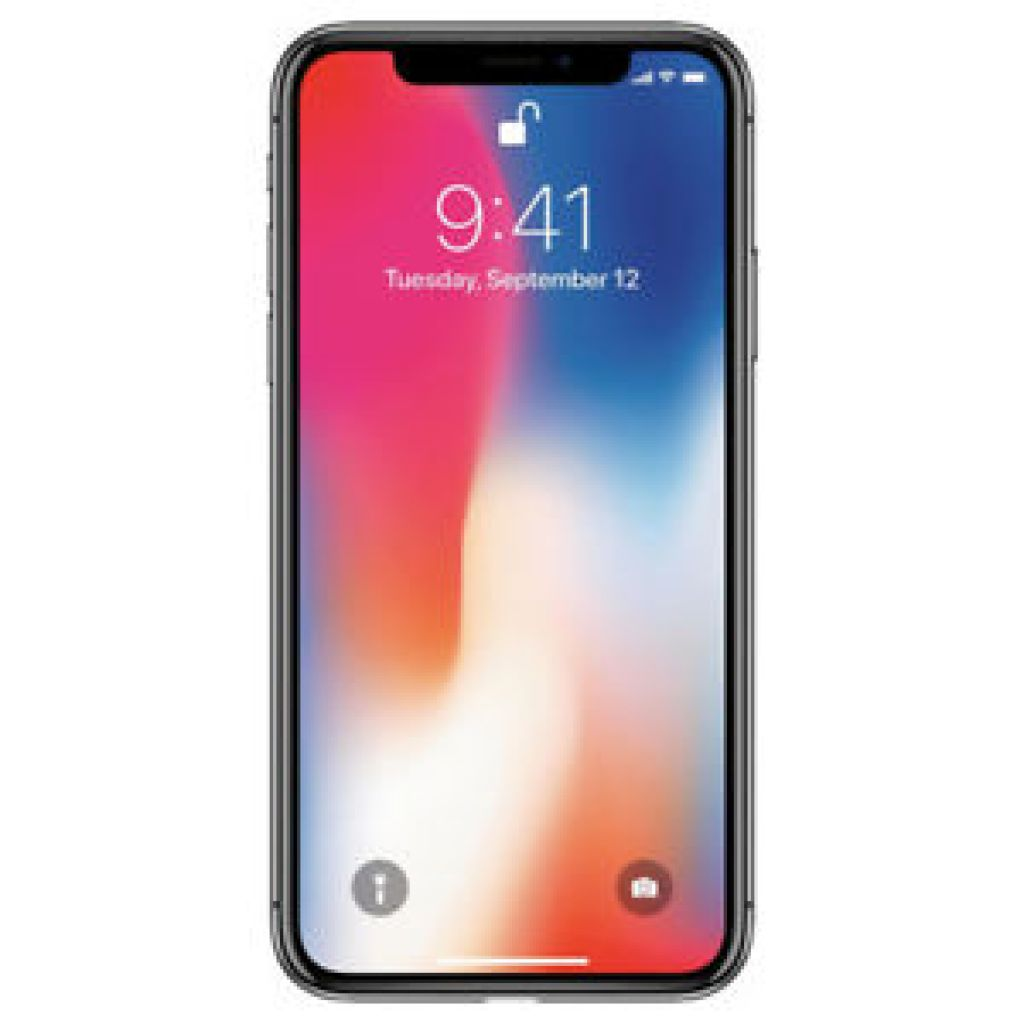 Apple iPhone X 256GB US Unlocked A1865 CDMA + GSM Space Gray MQA82LL/A | eBay
