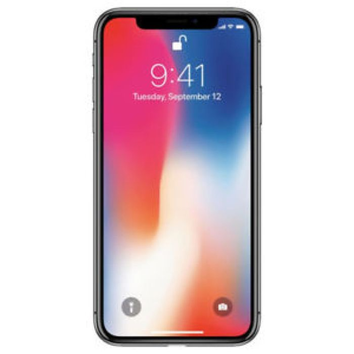 Apple iPhone X 256GB US Unlocked A1865 CDMA + GSM Space Gray MQA82LL/A | eBay