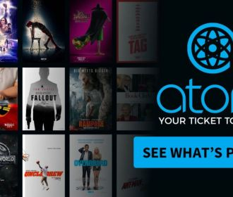 Atom tickets $5 Off Movie Ticket
