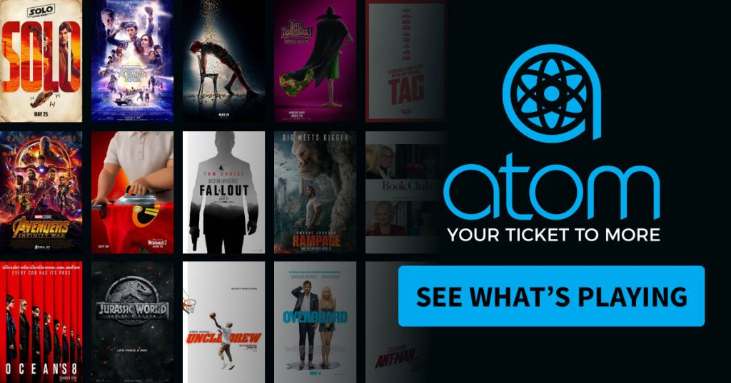 GOOGLE LOCAL GUIDES - Get $5 Off a Ticket to Any Movie (For a Limited Time)! | Atom Tickets, Your Ticket to More | Atom, the Future of Movies