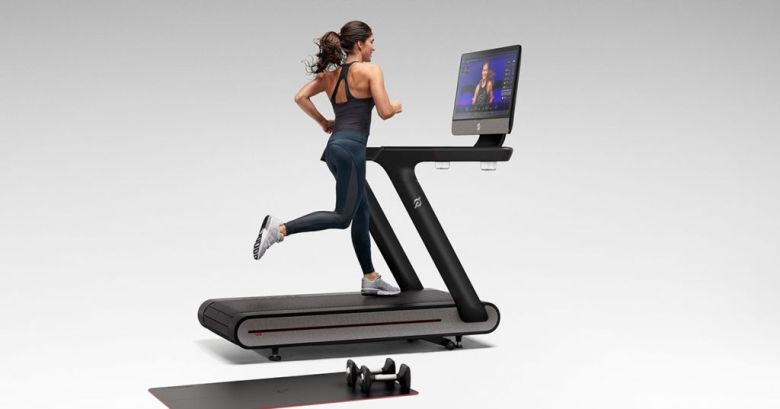 Peloton | Peloton Tread | Live Total Body Fitness At Home