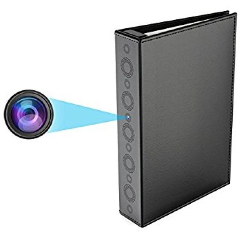 Amazon.com : Conbrov Hidden Spy Book Camera, 720P Home Security Covert Camera with Motion Detection and Night Vision, Built-in 10000mAh Battery Standby up to 2 Years : Camera & Photo