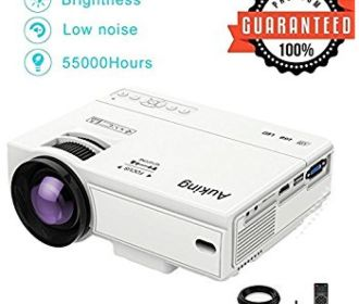 Buy 2200-Lumens Home Theater Projector for $87.99