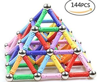 Buy 144 PCS Magnetic Blocks for $5.99 (Reg : $19.99)