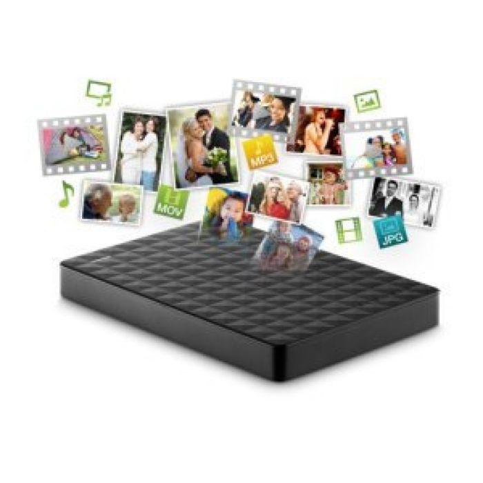 Amazon.com: Seagate Expansion 2TB Portable External Hard Drive USB 3.0 (STEA2000400): Computers & Accessories