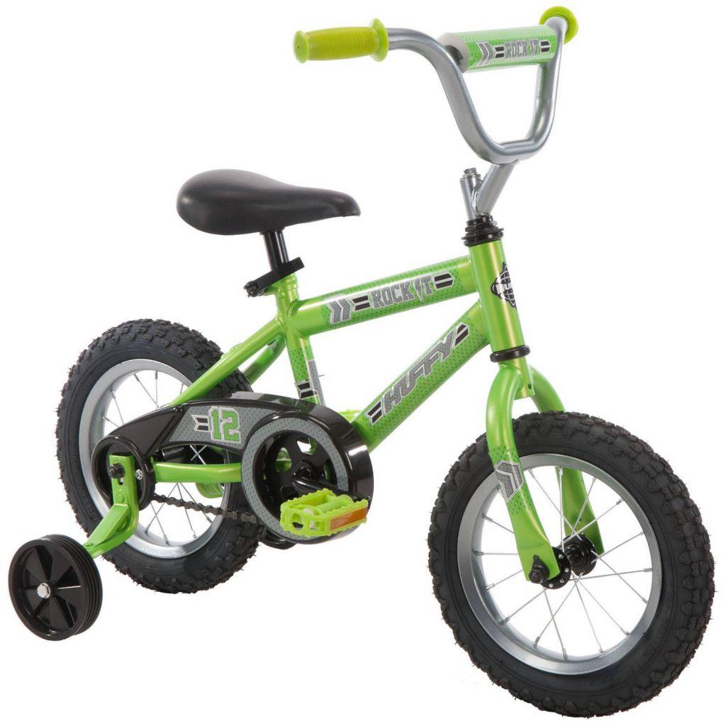 "Huffy 12"" Rock It Boys' Bike - Walmart.com"