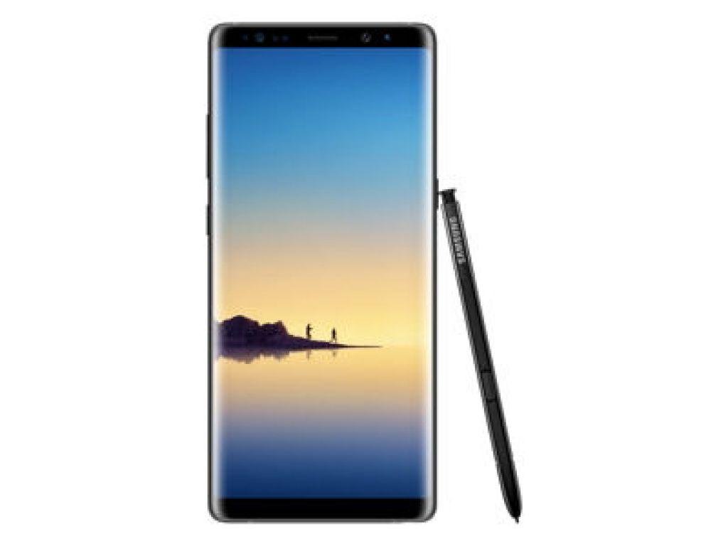 Samsung Galaxy Note8 64GB (Verizon) Midnight Black: SM-N950UZKAVZW   Samsung US